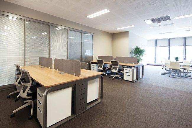 biura typu open space